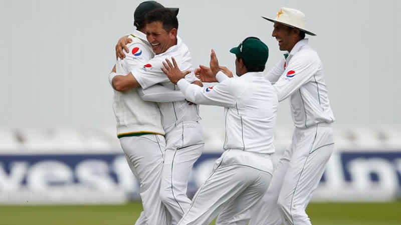 Pakistan win England