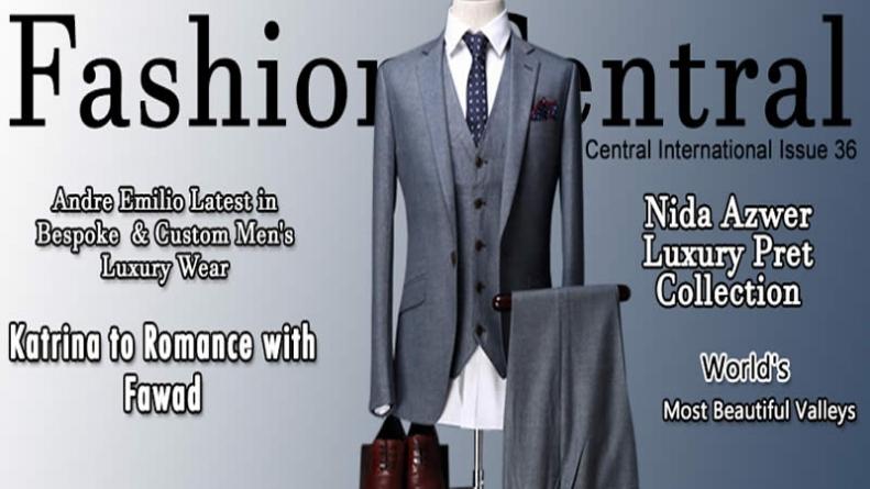 Fashion Central International Magazine July Issue 2016