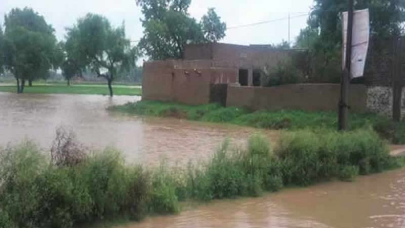 Nearly 100 Villages Flooded In Sialkot Zafarwal After India Release Water