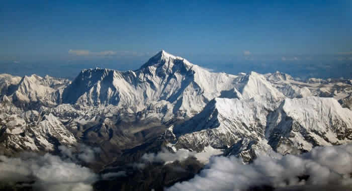 What is the highest point in the world