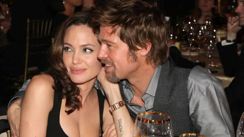 Angelina and Jolie Divorce