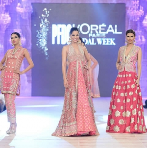 6th Consecutive PFDC L'Oréal Paris Bridal Week 2016