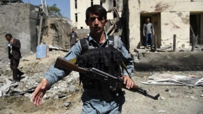Global Charity Attacked In Deadly Wave Of Kabul Violence