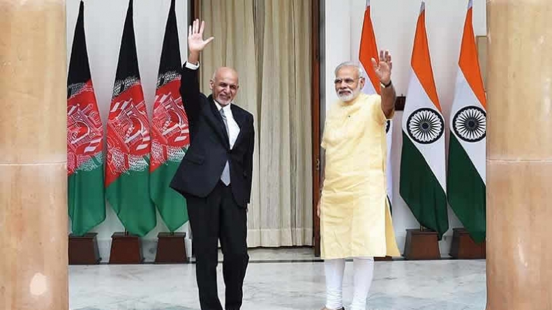 India Offers $1bn In Fresh Aid To Afghanistan