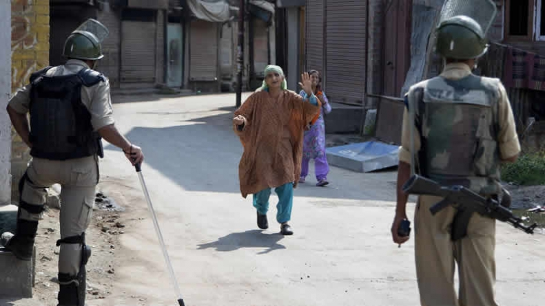 Kashmiris Being Bludgeoned, Brutalized By India Tehmina Janjua