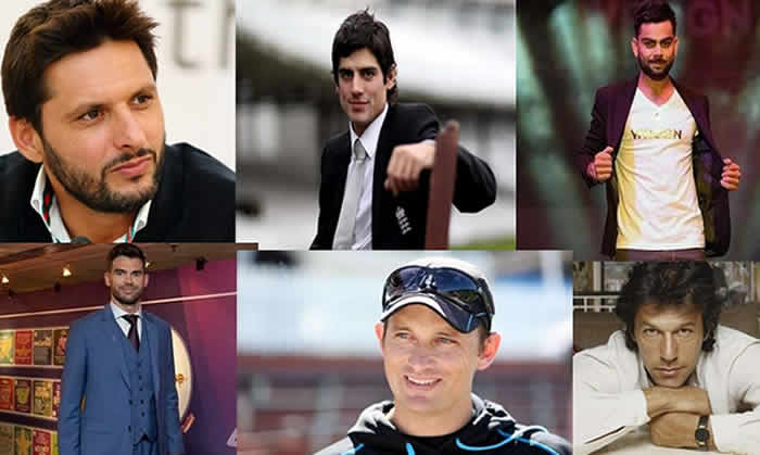 Most Handsome Cricketers XI Of All Time
