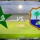 Pakistan West Indies First T20 In Dubai Today