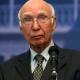 Pakistan Not Being Isolated Internationally Sartaj Aziz