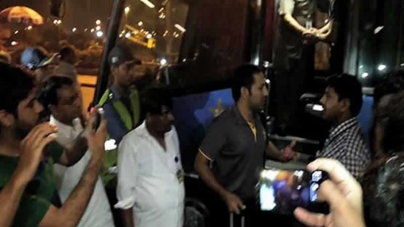 Pakistan Team Arrive In Dubai For West Indies T20 Series