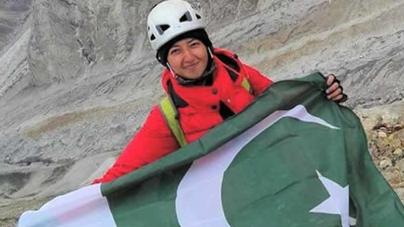 Pakistani Woman Cyclist-Cum-Daredevil Samar Khan Breaks Moulds