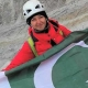 Pakistani Woman Cyclist-Cum-Daredevil Samar Khan Breaks Moulds