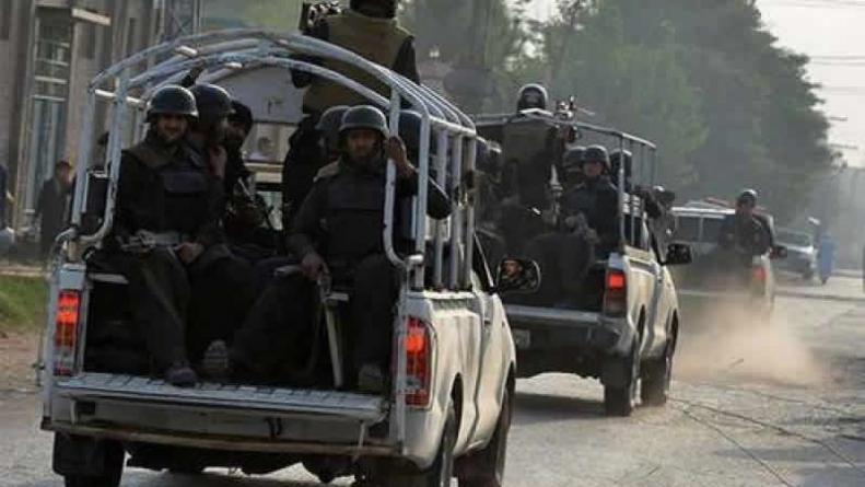 Peshawar's Christian Colony Under Attack 4 Terrorists killed