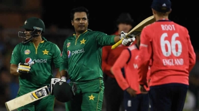 Sharjeel And Latif Star As Pakistan Thrash England