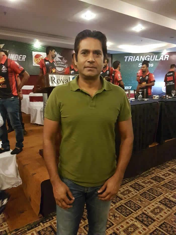 Aqib Javed