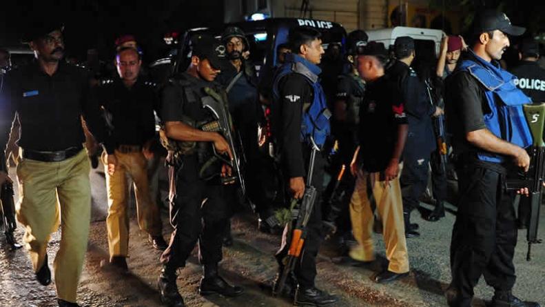 Karachi: 7 Terrorists Arrested In CTD Raid