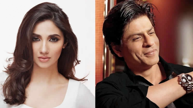Mahira To Complete Shooting With Shahrukh Khan At A Secret Location