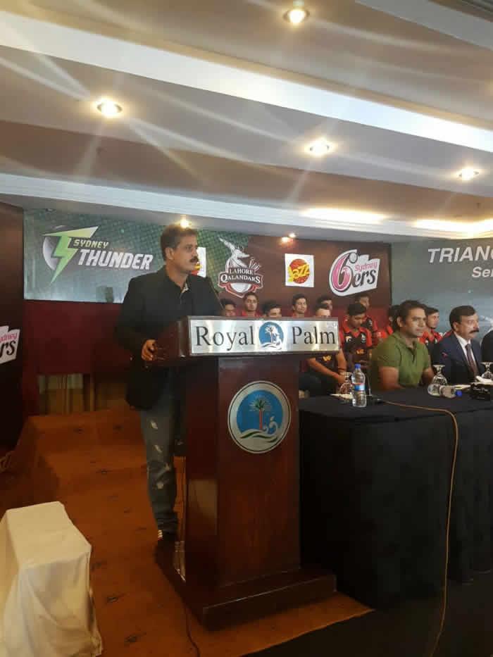 Naseem Rajput - Host