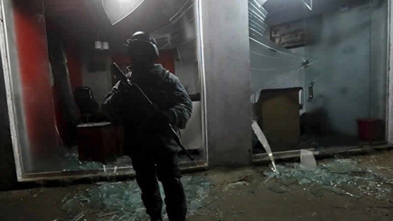 One Dead After Gunman Attack Indian Army Camp In Held-Kashmir