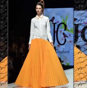 Saudi Designers Steal The Show During Fashion Showcase