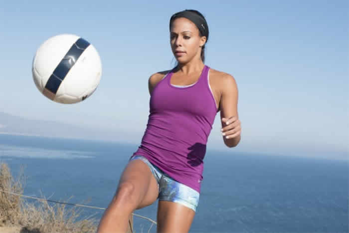 10 Best Female Soccer Players in the World