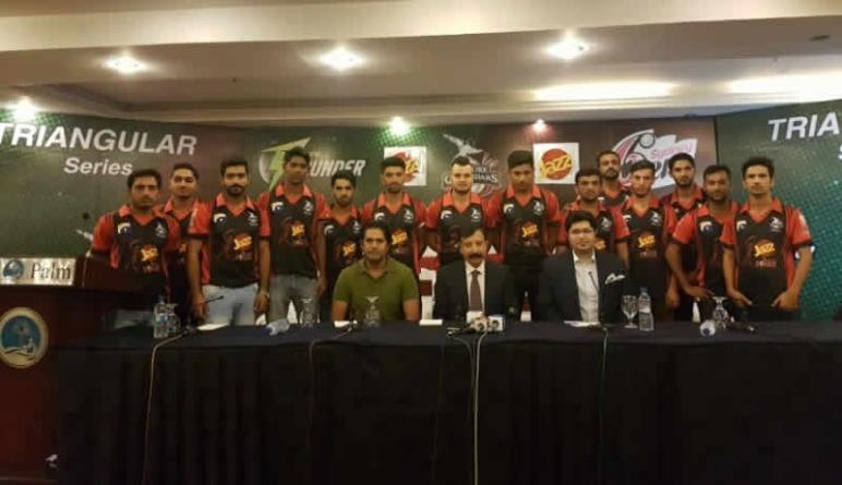 Lahore Qalandars Announce Jazz Rising Stars Team For Australia