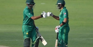 Triple-Ton Azam Leads Pakistan To Series Rout Of Windies