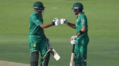 Triple-Ton Azam Leads Pakistan To Series Rout Of Windies
