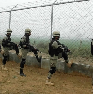 Two killed As Pakistan, Indian Forces Exchange Fire Across Working Boundary