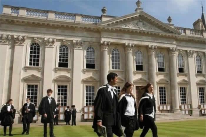Top 10 Universities In The World 2016-17