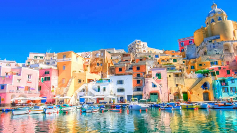 10 Of The Most Colorful Places On Earth