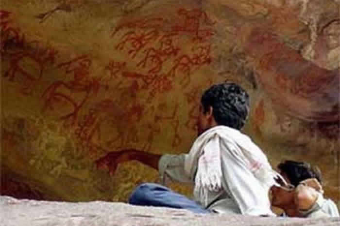 Bhimbetka Rock Shelters, India