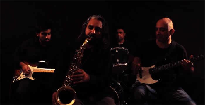 Blue Sax band