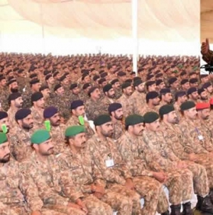 COAS Pays Tributes To Sacrifices Of Troops