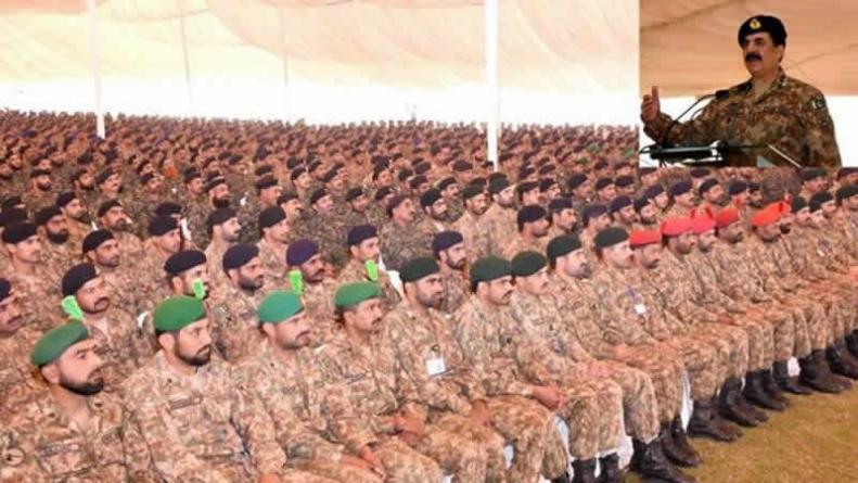 COAS Pays Tributes To Sacrifices Of Troops