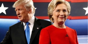 Clinton, Trump Fight For Soul Of Divided US Before Election