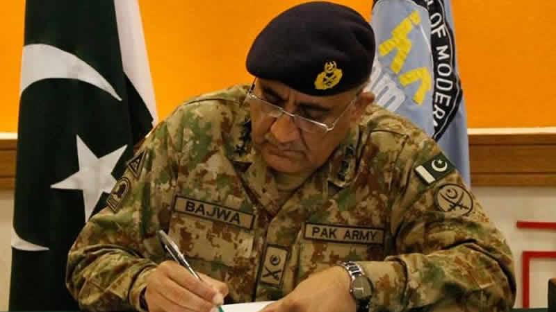 Pakistan's army