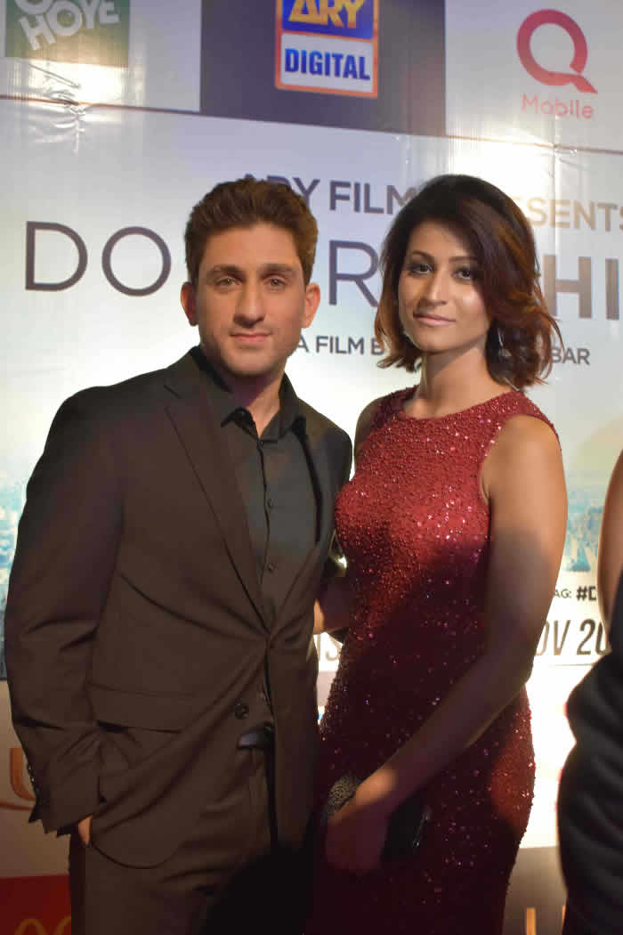 Star-studded premieres for Dobara Phir Se held Nation-wide