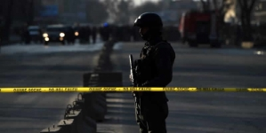 Two Dead As Taliban Attack German Consulate In Afghanistan