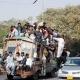 Traffic Congestion in the Karachi