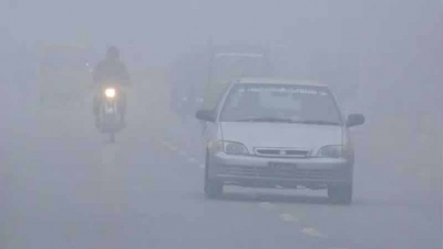 10 killed In Fog Related Incidents