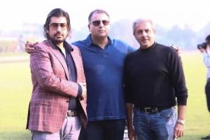 Arsalan Chaudhry, Asad Nawaz Khan, Kareem Chappra