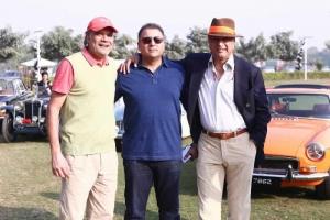 Babar Yazdani, Asad Nawaz Khan, Adnan Noon