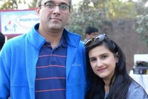 Dr Asif, Rafia