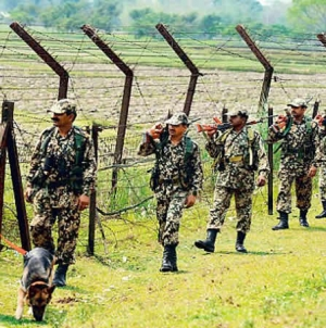 India To Install 'Smart Fence' On Pakistan, Bangladesh Borders