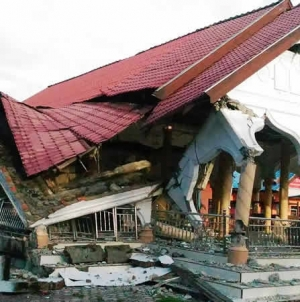 Indonesian Earthquake Death Toll Rises To 25: Officials