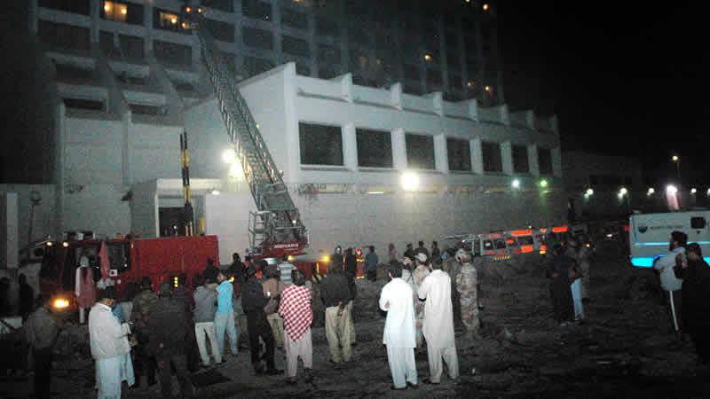 Karachi hotel