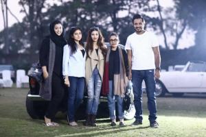 Khizra Waqar, Foha Raza, Anaum Hammad, Nur Zehra, Amjad Bhatti