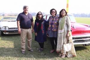 Mohsin Ikram, Yasmin Ajmal, Saman Asif, Neelofar Zakriya