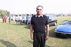 Mushahid Shah
