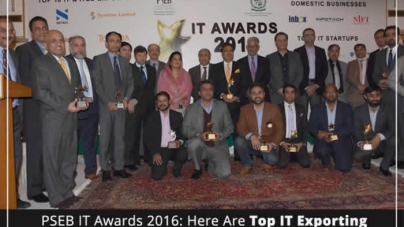 Systems Limited Wins Gold Award At PSEB IT Awards 2016